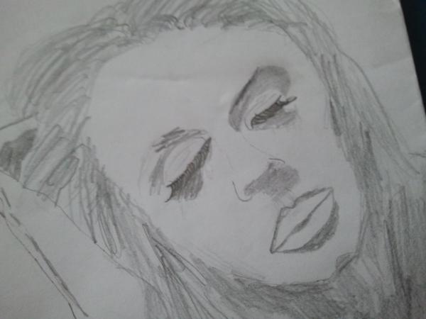 Adele by Aileenlovesdrawing